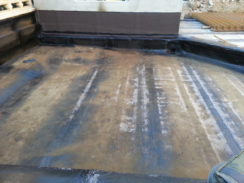 Rifacimento Guaina Terrazzo Giardino Solaro